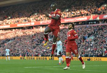 Premier League - Liverpool vs West Ham United