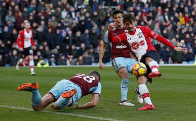 Premier League - Burnley vs Southampton
