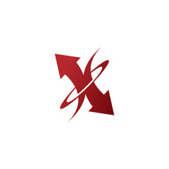 Logo arrow