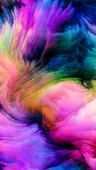 Colorful Paint Backdrop