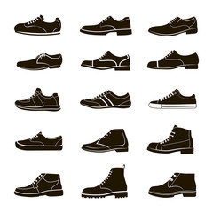 15 icons of men's shoes