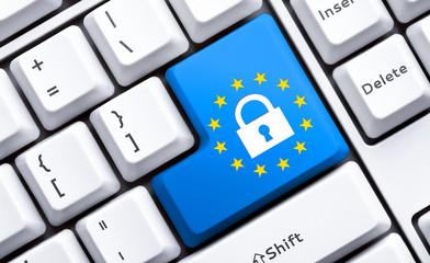 EU GDPR Konzept