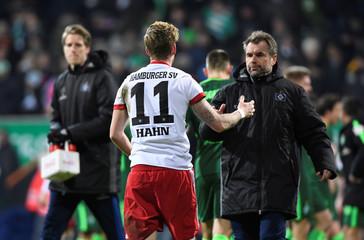 Bundesliga - Werder Bremen vs Hamburger SV