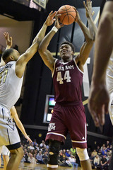 NCAA Basketball: Texas A&M at Vanderbilt