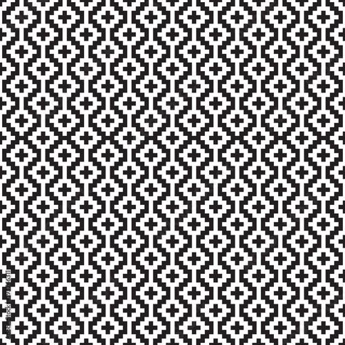 Seamless Abstract Geometric Jacquard Quilt Square Trellis Pattern Enchanting Trellis Pattern