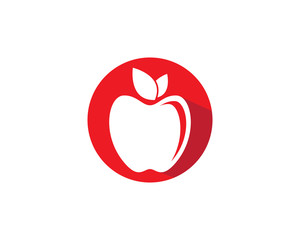 Apple vector illustration design