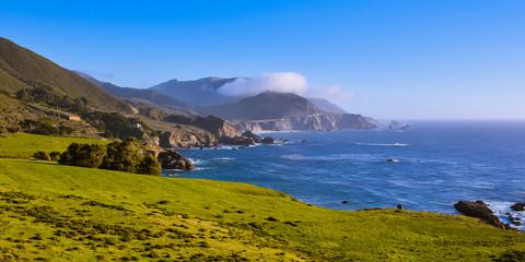 Beautiful California Coast - Big Sur, California