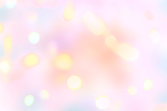 Festive abstract pastel pink background.