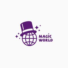 Magic world logo