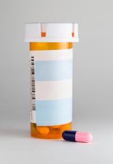Pill bottle and pill