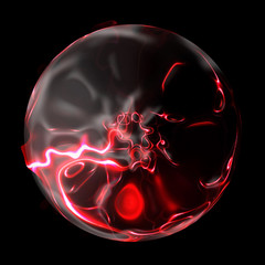 Abstract Sphere Effect