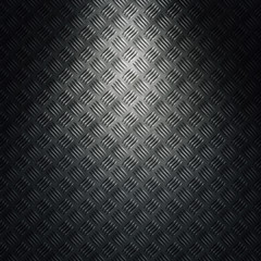 Abstract modern grey diamond metal texture, sheet with directional light. Material design for background, wallpaper, graphic design