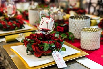 Tischgedeck ich liebe dich