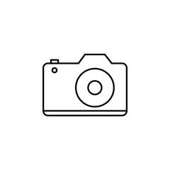 camera icon.Element of popular tourism icon. Premium quality graphic design. Signs, symbols collection icon for websites, web design,