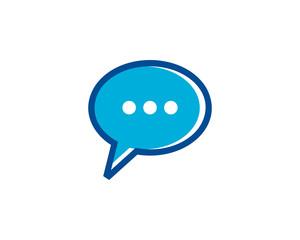 talking logo