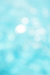 abstract texture blue and white color mix and bokeh lighting background