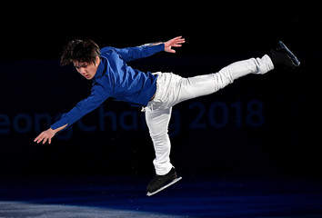 Olympics: Figure Skating - Exhibition Gala