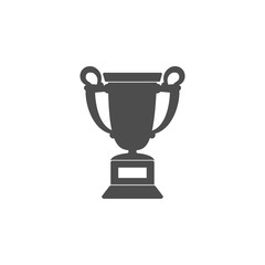 the winner's cup icon.Element of popular soccer football  icon. Premium quality graphic design. Signs, symbols collection icon for websites, web design,