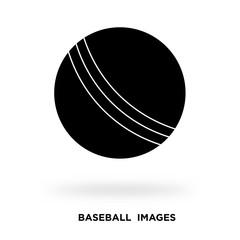baseball images silhouette