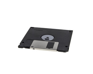 floppy 3.5 on isolated white background