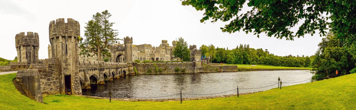 Ashford Castle, Cong, Ireland.