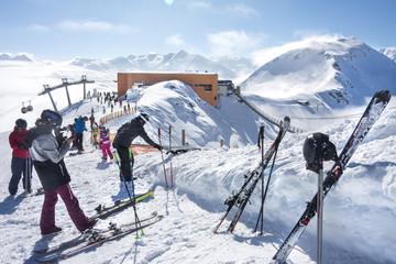Skigebiet Bad Gastein