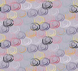 colored textile seamless wallpaper