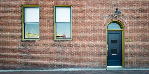 Decorative Doors and Door way Entrances