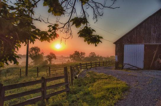 KY Sunrise