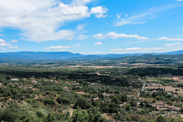 Voyage et vacances en Provence-Alpilles-Luberon-Vaucluse