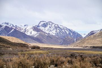 Desierto Mendoza Argentina