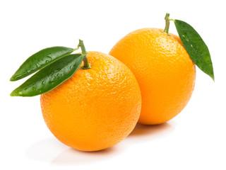 Close up of oranges.