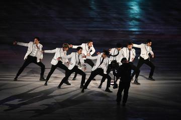 Olympics: Closing Ceremony
