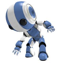 3d Robot Grabbing From Floor