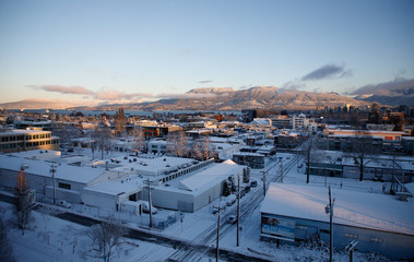 Snowy Kitsilano