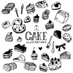 Cake Illustration Pack