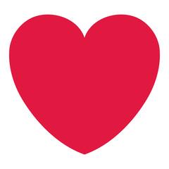 heart love romantic icon vector illustration design