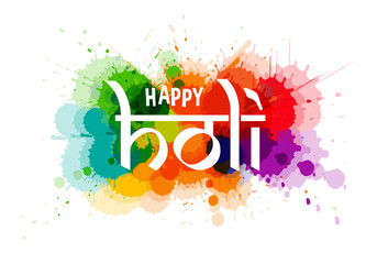 Happy Holi / Indian festival