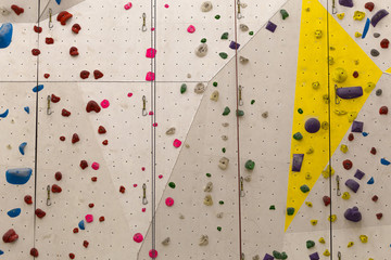 Artificial climbing wall 4