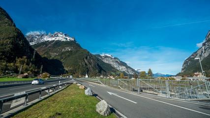 Road Mountain View