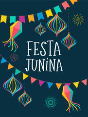 Festa Junina - Latin American, Brazilian June Festival