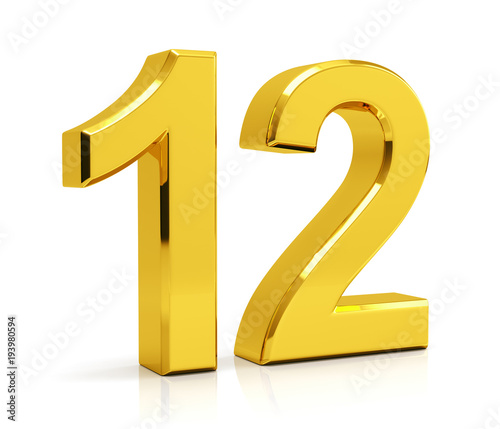 """""""Number 12"""" Stock Photo And Royalty-free Images On Fotolia"""