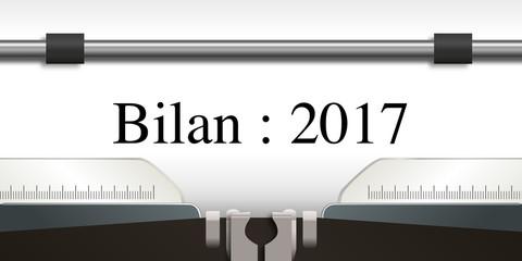 bilan - bilan 2017 - comptable - entreprise - passif - actif - comptabilité - présentation