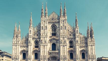Wall Mural - Milan Cathedral (Duomo di Milano), Italy