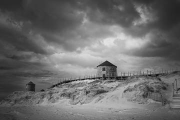 Sand dune mills