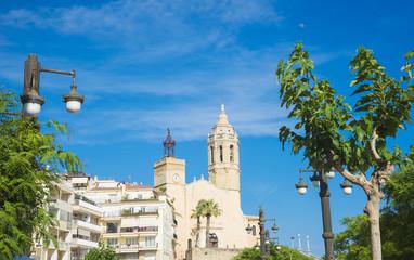 Church of Sant Bartomeu and Santa Tecla, Sitges