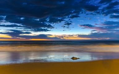 Dawn Seascape