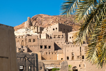 Birkat Al-Mawz is a village in the Ad Dakhiliyah Region of Oman. It is located at the entrance of Wadi al-Muaydin on the southern rim of Jebel Akhdar.
