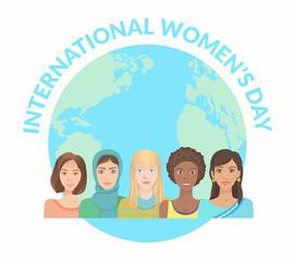 International Women s Day.
