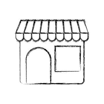 store vector illustration